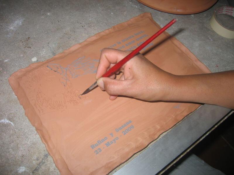 Artesanía en barro
