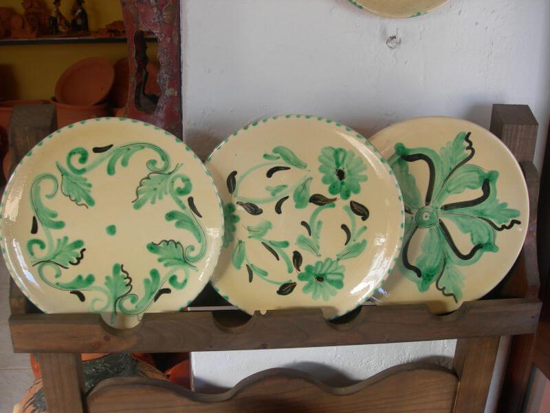 cerámica tradicional de Extremadura