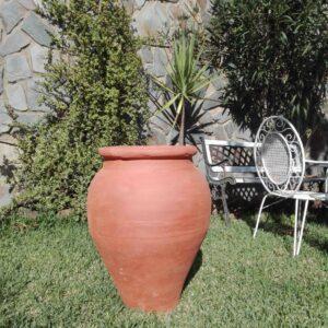 tinaja romana para jardín