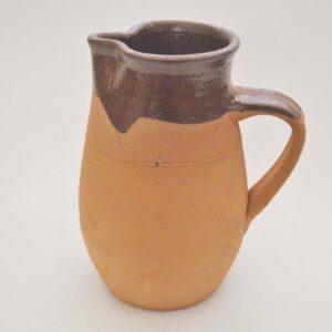 jarra de barro para agua
