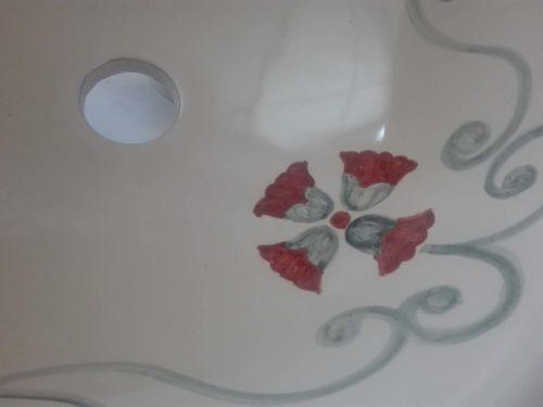 Lavabo artesanal