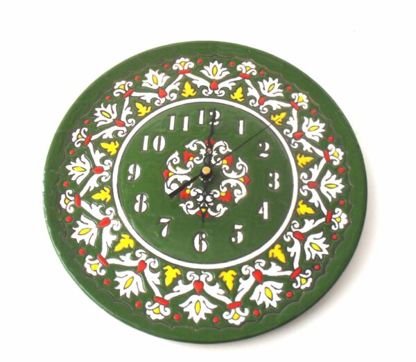 Reloj rústico de pared