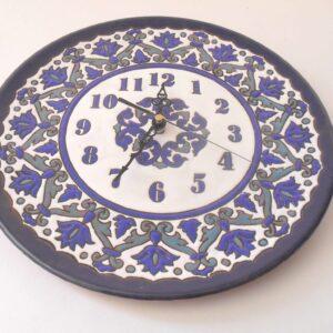 Reloj de cerámica de pared
